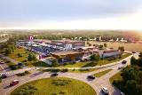 Ruszyła budowa nowego centrum handlowego tuż pod Wrocławiem