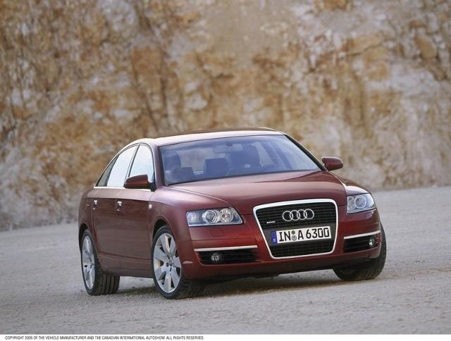 """Audi A6 otrzymało, przyznawany po raz pierwszy, tytuł """"World Car of the Year""""."""
