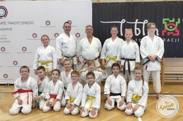 Karatecy z ABiRO Zielona Góra zdobyli w Lublinie 22 medale.