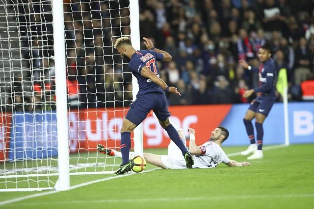 PSG tylko zremisowało ze Strasbourgiem 2:2