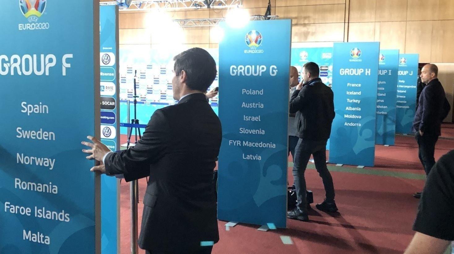 1366a9fda Eliminacje Euro 2020 POLSKA GRUPA G Terminarz meczów z Austrią, Izraelem,  Słowenią, Macedonią, Łotwą GRUPY EURO 2020   Dziennik Zachodni