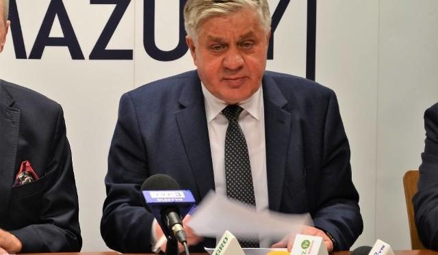 Minister Krzysztof Jurgiel