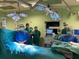 Lekarze z GUMed jako pierwsi na świecie przeprowadzili zabieg cytoredukcji i chemioterapii wewnątrzotrzewnowej u niemowlaka