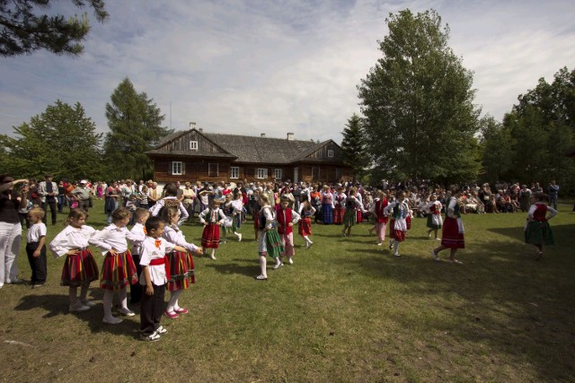 Liderzy Regionu 2012: Muzeum Wsi KieleckiejJarmark Agroturystyczny 2012 zorganizowany przez Muzeum Wsi Kieleckiej.