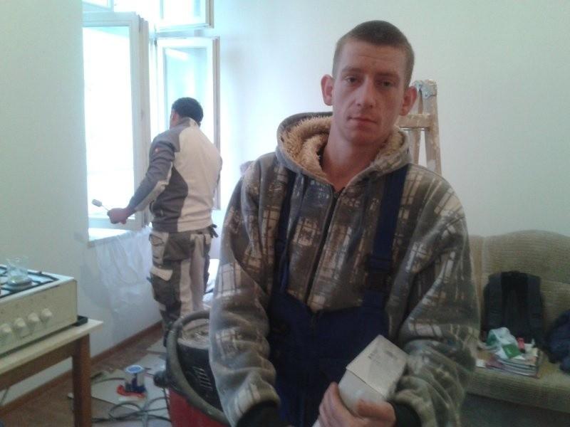 - Do końca tygodnia remont będzie skończony - mówi Tomasz Broniszewski.
