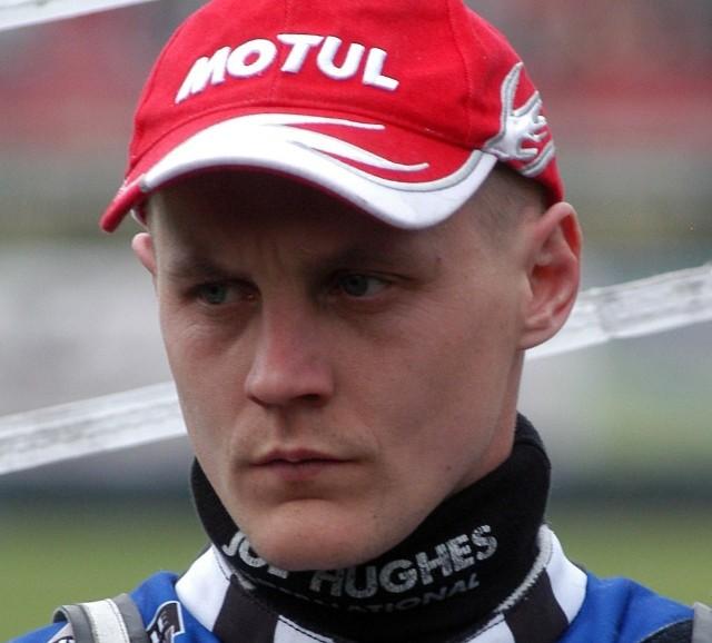 Josef Franc to uczestnik tegorocznych finałów Speedway Euro Championship
