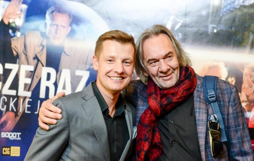 """Premiera filmu """"Raz jeszcze raz"""" w Gdyńskim Centrum Filmowym 12.10.2020"""