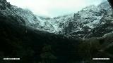 Tatry. Uwaga na silny wiatr na szczytach. Może wiać z prędkością do 110 km/h