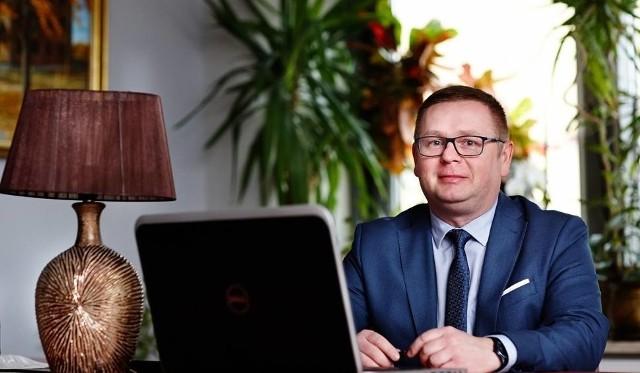 Od kilku lat prezesem Uzdrowiska Busko Zdrój jest Wojciech Legawiec.