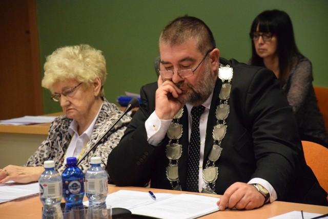 Andrzej Butra jest aktualnie radnym powiatu kluczborskiego