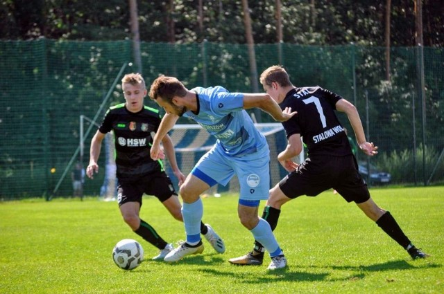 W ostatniej kolejce czwartej ligi Stal IIStalowa Wola pokonała Koronę Rzeszów 3:2. Teraz zmierzy się z Karpatami Krosno