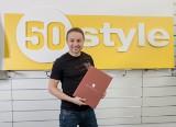 Tomasz Frankowski twarzą marki 50 style