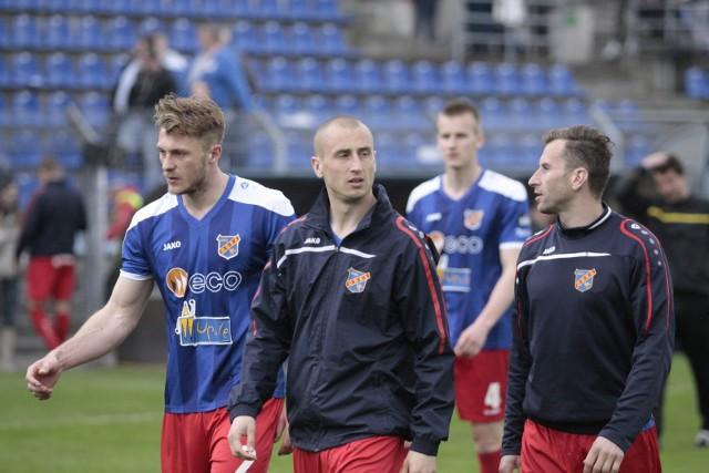 Szymon Przystalski (z lewej) i Waldemar Gancarczyk nadal będą grać razem w jednym klubie.