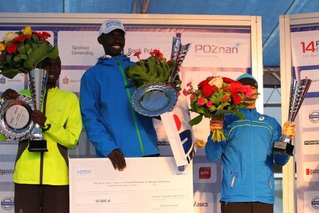 David Kiptui Tarus zwyciężył w 14. Poznań Maraton