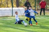 Małopolska Liga Talentów. 8 lat, a jaka ambicja i potencjał! W Krakowie na boisku Hutnika walczyli zawodnicy z rocznika 2010 [ZDJĘCIA]