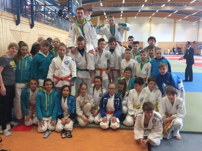 Młodzi zawodnicy Akademii Judo Poznań wrócili z zawodów w Niemczech w świetnych nastrojach