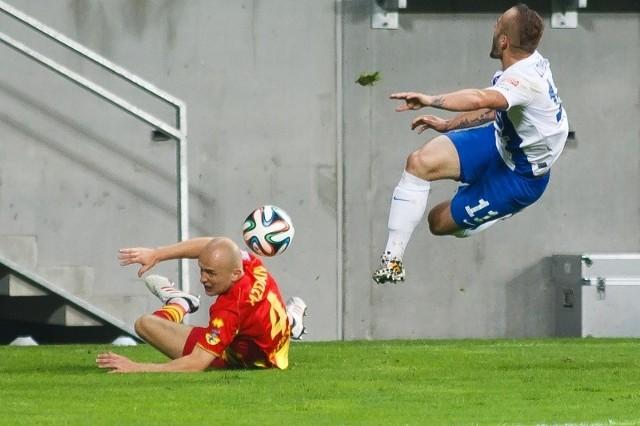 Michał Pazdan, a w zasadzie jego brak w kilku ostatnich meczach, łączony jest ze słabszymi wynikami Jagiellonii w listopadzie