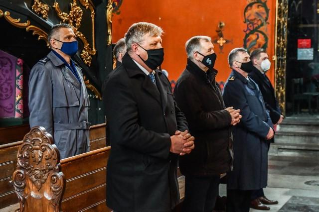 14 kwietnia w Katedrze Bydgoskiej pw. św. św. Marcina i Mikołaja został odprawiona Msza św. z okazji 1055. rocznicy chrztu Polski