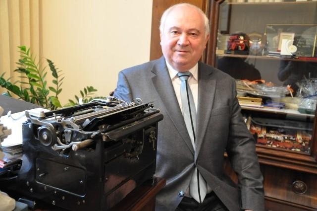Jan Kus, starosta oleski.