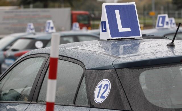 W WORD w Kielcach na egzamin praktyczny na prawo jazdy stawił się pijany mężczyzna.