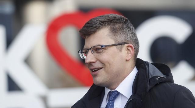 Marcin Warchoł startuje w wyborach na prezydenta Rzeszowa jako kandydat niezależny.