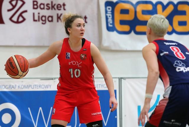 Roksana Schmidt wróciła do drużyny Widzewa po wyleczeniu kontuzji i siła naszego zespołu natychmiast wzrosła