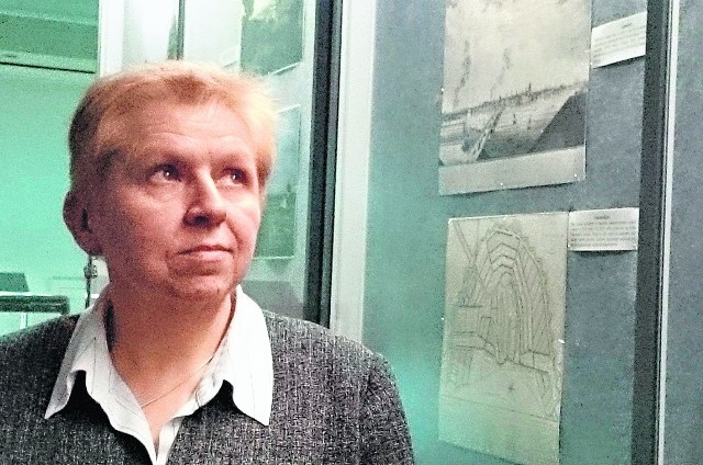 Wystawa pokazuje niewielki skrawek dorobku ks. Leopolda Szersznika