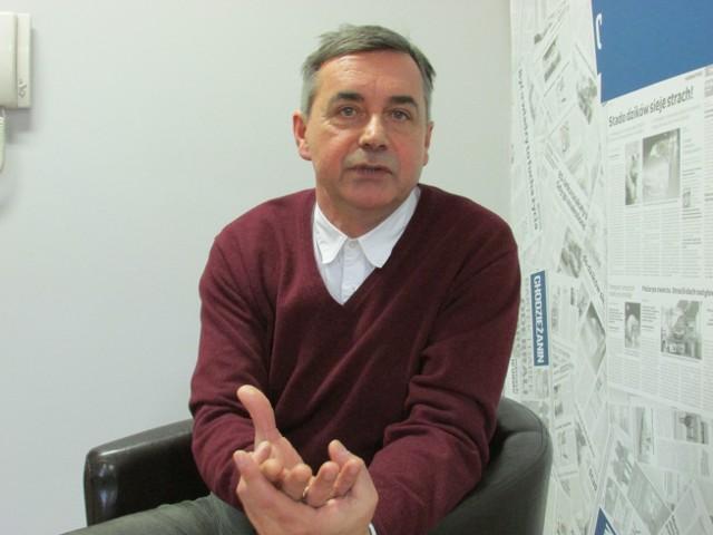 Andrzej Michalski z Chodzieży - SMS o treści CZRW.6