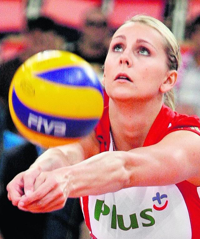 Milena Sadurek ma trafić do zespołu Muszynianki Fakro