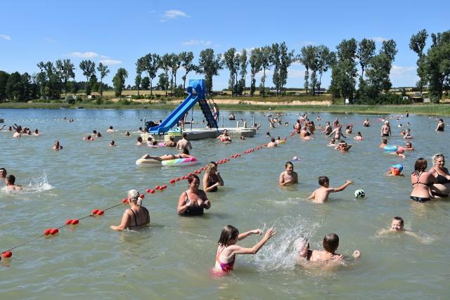 """W sobotę 24 lipca atrakcje na plaży w Wąsoszu w ramach akcji: """"Kręci mnie bezpieczeństwo nad wodą"""""""