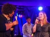 Kawiarnia Fama. Nikola Lipska, Deborah Brown, Sylwester Ostrowski & The Jazz Brigade (zdjęcia, wideo)