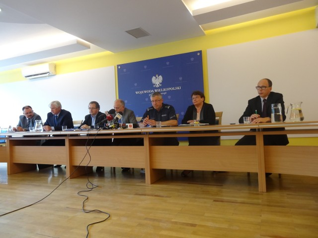 W poniedziałek w Wielkopolskim Urzędzie Wojewódzkim w Poznaniu odbyła się specjalna konferencja prasowa poświęcona dopalaczom.