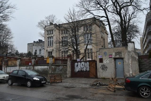 Budynek w stanie obecnym