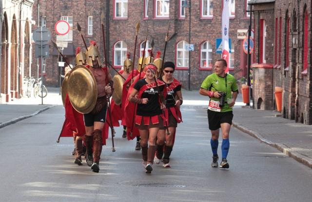 To była jedna z barwniejszych grup ubiegłorocznego maratonu