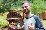 Nadal są grzyby w świętokrzyskich lasach - gąski, rydze i opieńki. Oto efekty Waszych grzybobrań w weekend, 25 i 26 września 2021 [ZDJĘCIA]