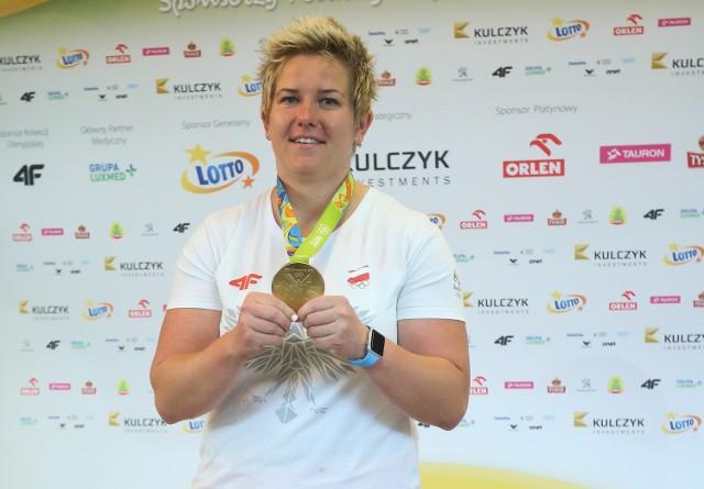 W sierpniu Anita Włodarczyk mogła cieszyć się z pierwszego złota olimpijskiego, wywalczonego w Rio. Teraz, po czterech latach, londyńskie srebro zamieni na najcenniejszy kruszec