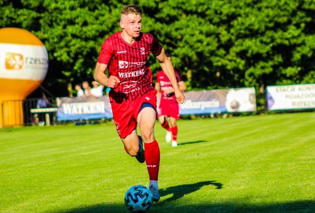Kamil Halat spędził w Koronie rundę wiosenną