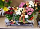 Niech będzie pięknie w naszych domach - wielkanocne dekoracje florystyczne