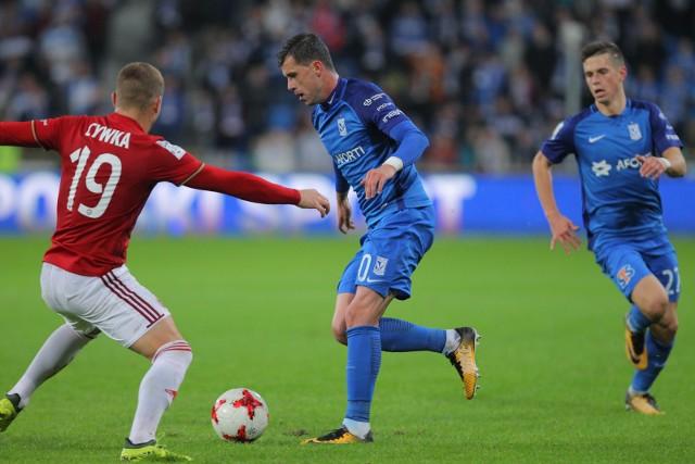 Lech Poznań gra w niedzielę z Wisłą Płock
