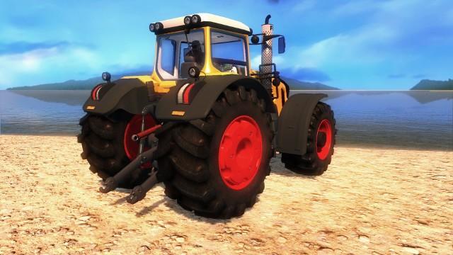 Symulator Farmy 2014Symulator Farmy 2014 - jest traktor, jest zabawa?