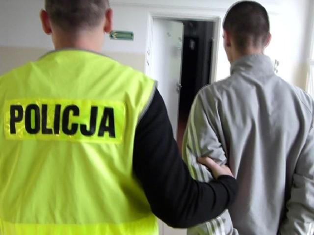 22-latkowi z Torunia za posiadanie narkotyków grozi do 3 lat więzienia