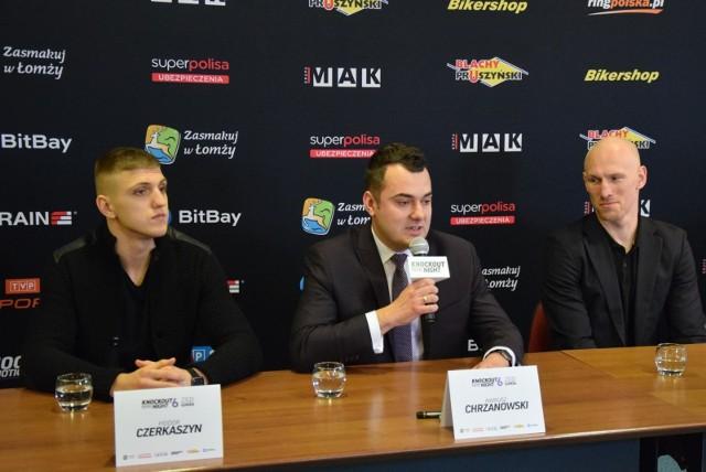 W sobotę w Łomży wielka gala boksu zawodowego 6 knockout boxing night i walka wieczoru z udziałem Krzysztofa Diablo Włodarczyka.
