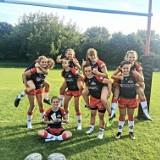 Rugby Łódź. Venol Atomówki walczą o podium mistrzostw Polski