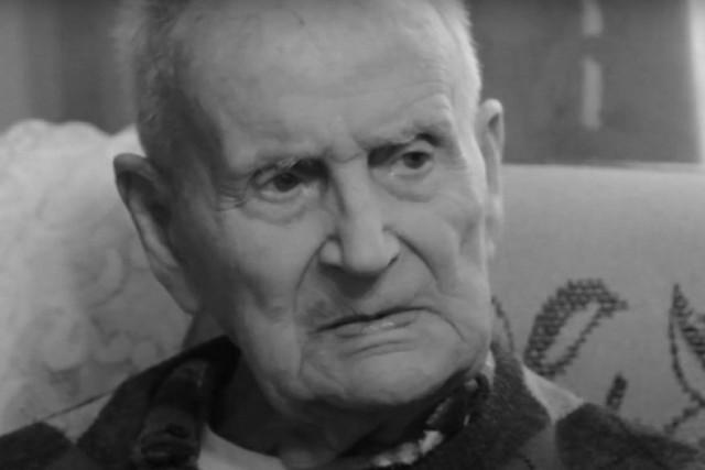 Nie żyje Bogumił Sojecki, najstarszy mieszkaniec Pucka