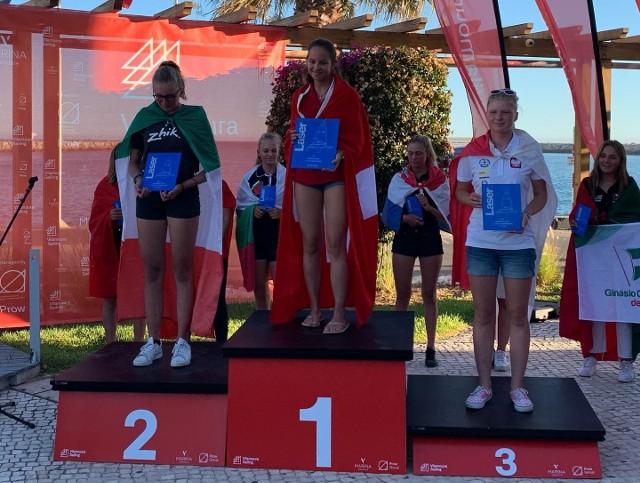 Lilly May Niezabitowska z brązowym medalem Mistrzostw Europy