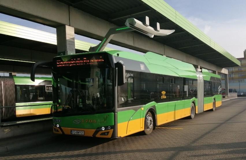 Po Poznaniu już kursują autobusy elektryczne! W środę, 27...