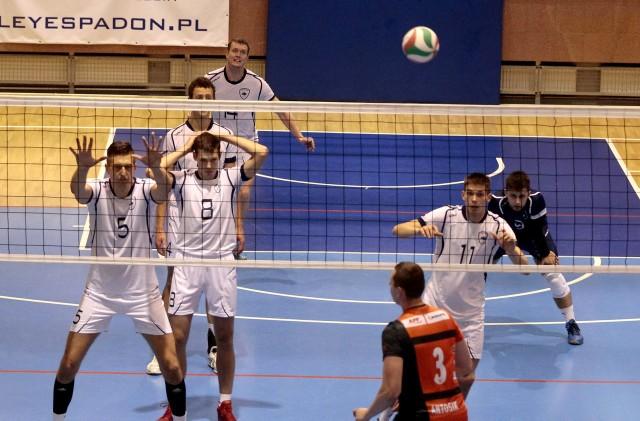 W sobotę kolejny mecz ligowy Espadonu Szczecin.