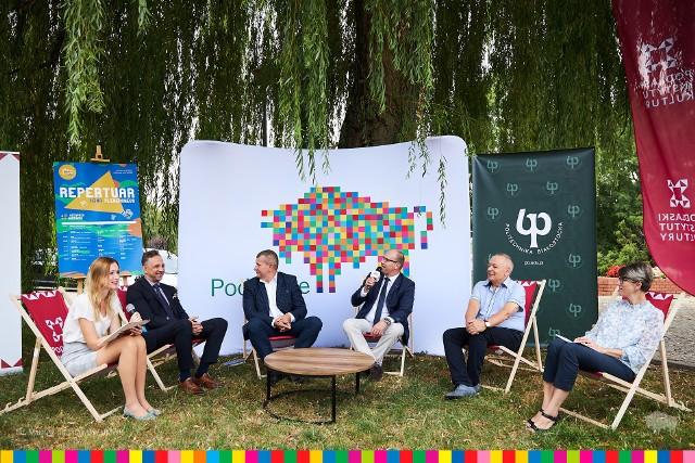 Mieszkańców województwa oraz turystów na wydarzenie zaprosił marszałek m.in.  Artur Kosicki podczas wtorkowej (18.08) konferencji prasowej.