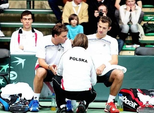 W grze podwójnej wystąpią Marcin Matkowski i Mariusz Fyrstenberg.