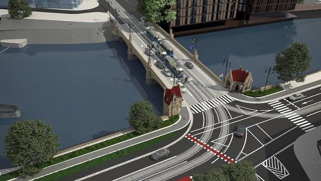 Mosty Pomorskie po remoncie mają odzyskać historyczny wygląd i współczesną funkcjonalność. Wrocławskie Inwestycje właśnie wybrały firmę, która przeprowadzi prace. Na czas remontu mosty będą wyłączone z ruchu. Kosztująca 70 mln zł modernizacja ma zakończyć się w 2022 r.